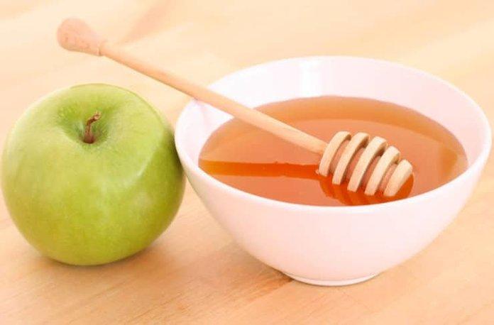 Лечение алкоголизма яблоками и медом