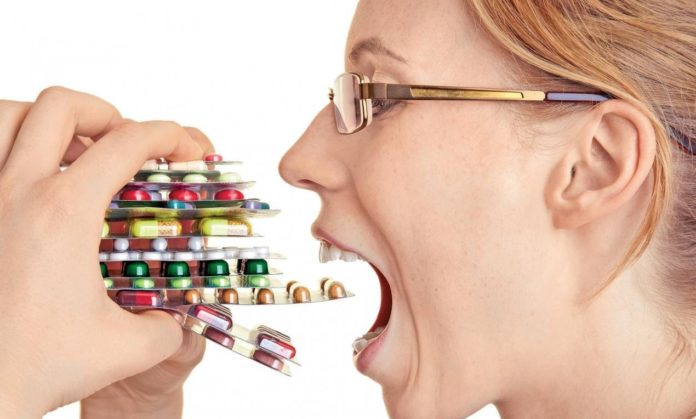 Лишние жаропонижающие таблетки