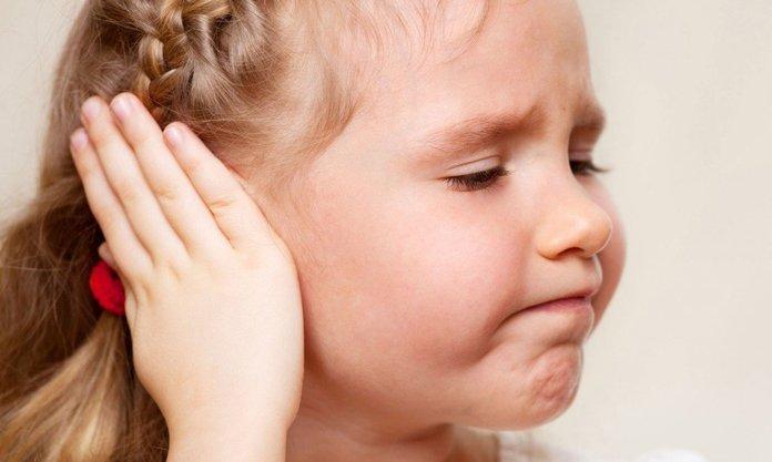 Простуда за ухом лечение в домашних условиях 43