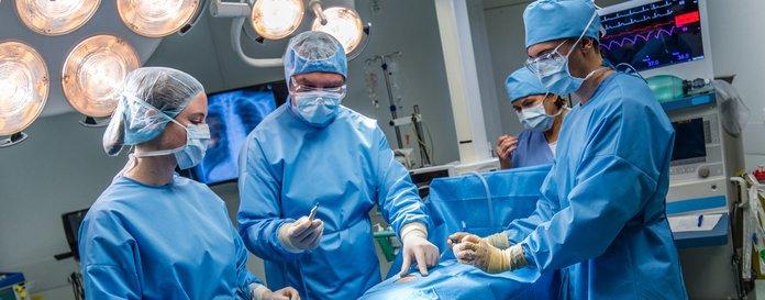 Хирургическое вмешательство при зобе щитовидной железы