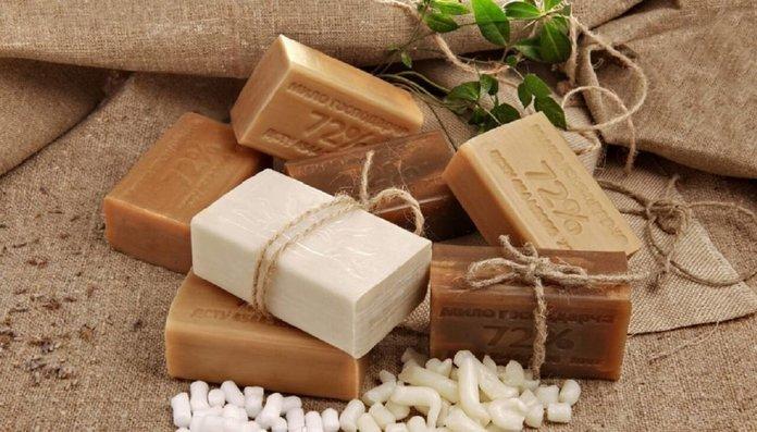Хозяйственное мыло как средство против трофической язвы