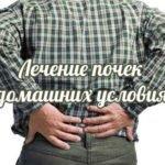 Болят почки — симптомы и лечение в домашних условиях