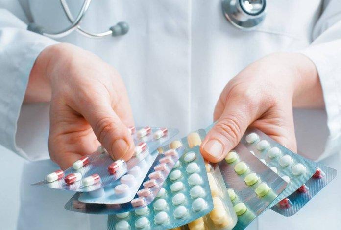 Медикаменты при трофической язве