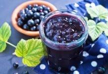 Варенье из смородины черной — заготовка смородины на зиму