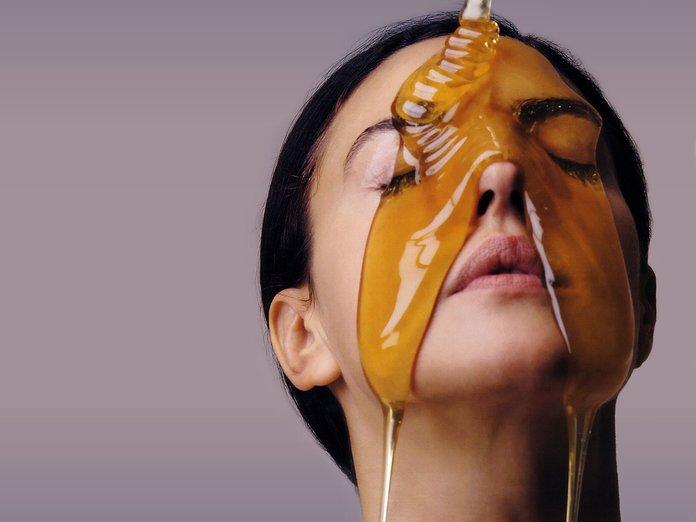 Акациевый мёд в косметологии