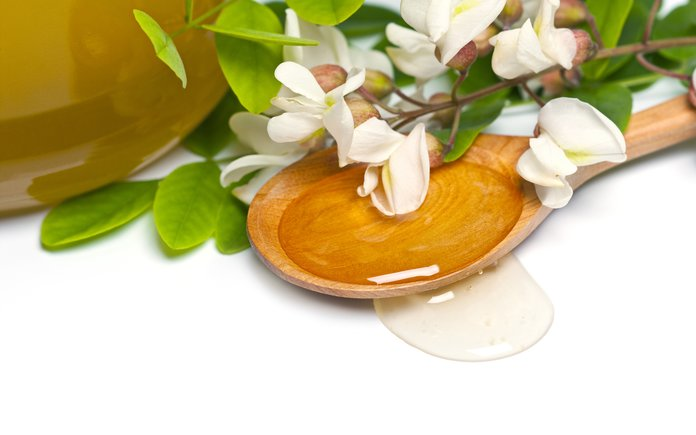 Применение акациевого мёда в народной медицине