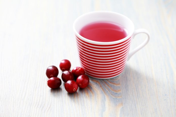 Брусничный чай для мочеполовой системы