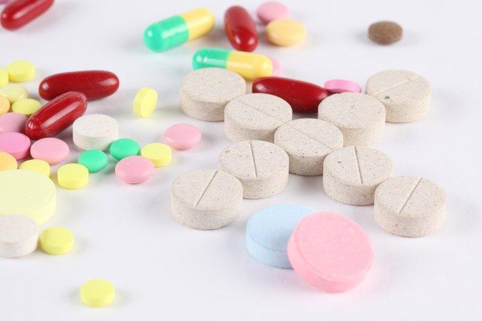 Препараты при белых пятнах