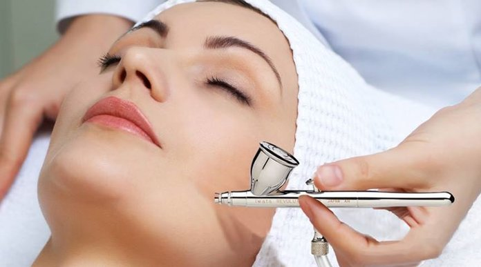 Мезотерапия при темных пятнах на лице