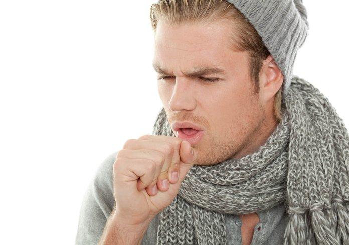 Цетрария при туберкулезе