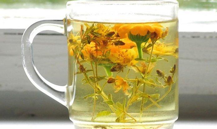 Чай с софорой