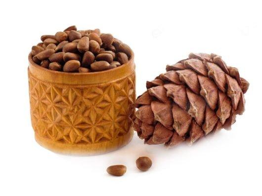 Кедровые орехи — польза и применение
