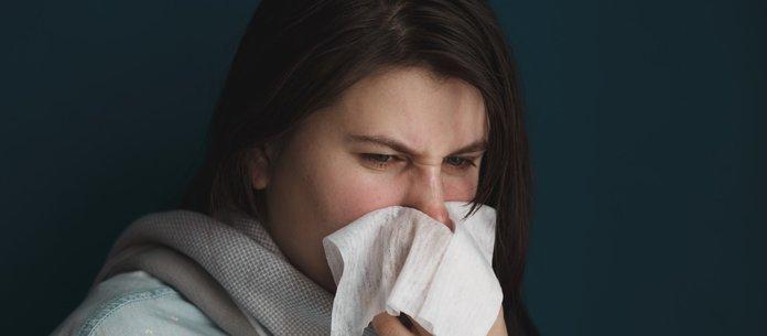 Цетрария при насморке