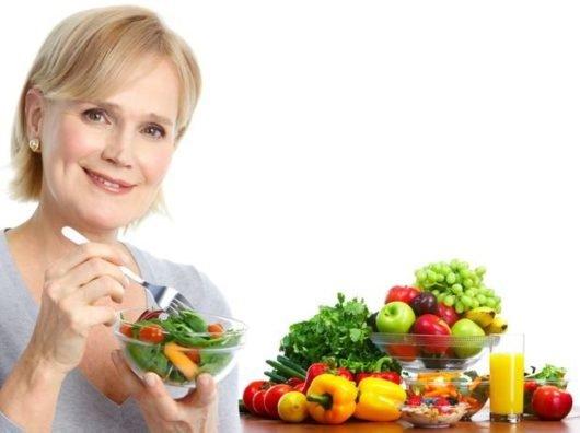 Список продуктов питания при повышенном холестерине в крови