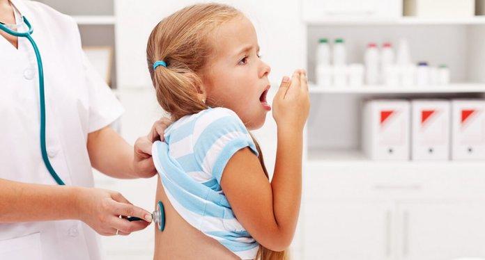 Прием ребенка, болеющего лямблиозом, у врача
