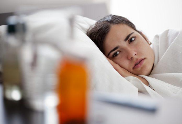 Болезнь вследствие токсоплазмоза