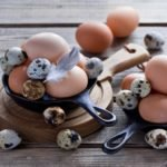 Есть ли холестерин в куриных и перепелиных яйцах —  сколько в яйце холестерина?