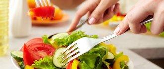 dash диета при гипертонии — меню на неделю
