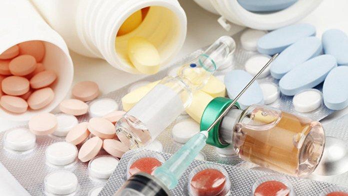 Лекарства для лечения крапивницы