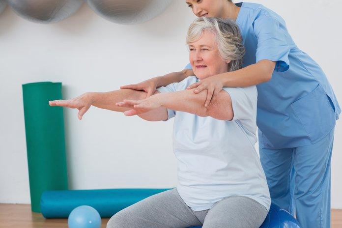 Физиотерапия и лечебная физкультура при ревматоидном артрите