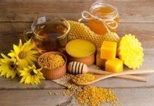 Как лечить псориаз медом?