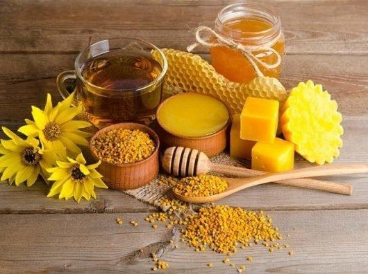 Мед при лечении псориаза