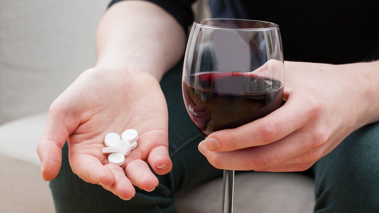 Совместимость диуретика с алкоголем