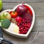 Какие продукты полезны для сосудов и сердца?