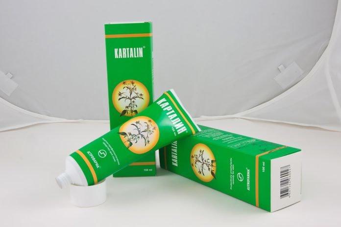 Крем, мазь Карталин — отзывы при псориазе, экземе, инструкция