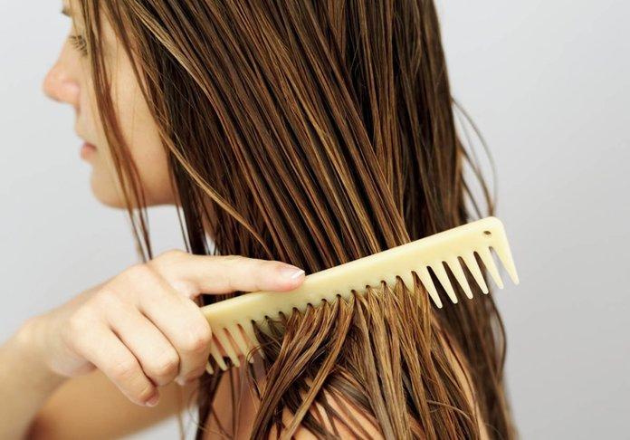 Уход за волосами при псориазе на голове