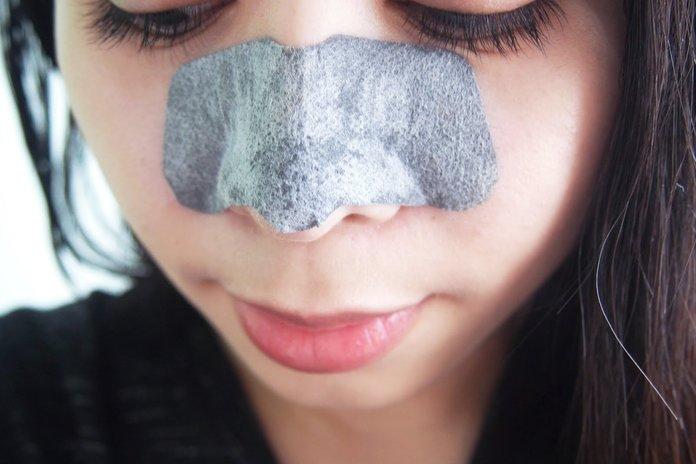Народные средства от прыщей на носу