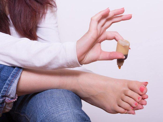 Капли для ног от псориаза