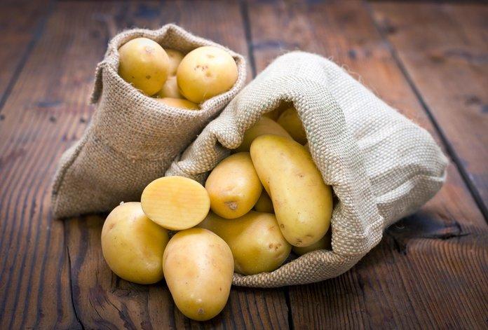 Компресс из картофеля: лечение артрита