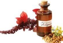 Чага и амарантовое масло при псориазе