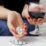 Алкоголь и конкор — совместимость и последствия