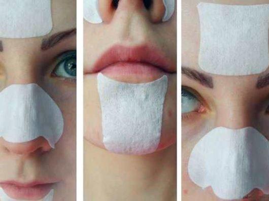 Как избавиться от черных точек на носу?