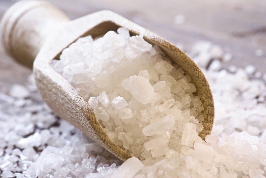 Псориаз лечить морской солью