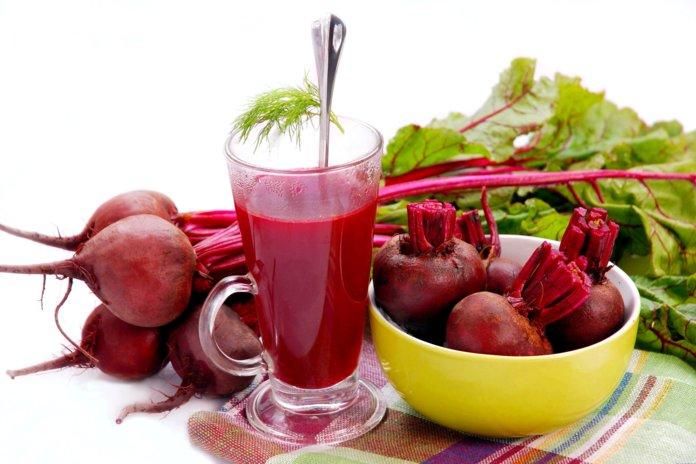Овощи - основа правильного питания при гипертонии