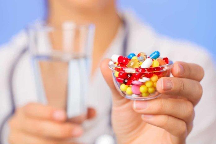 Медикаментозное лечение РА
