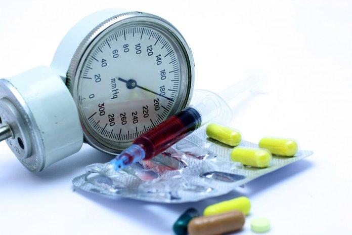 Таблетки, повышающие давление