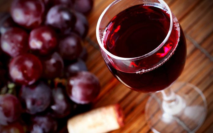 Компресс из красного вина с горчицей