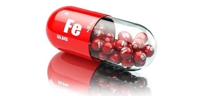 Таблетки для быстрого поднятия гемоглобина
