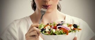 Как правильно питаться при псориазе?