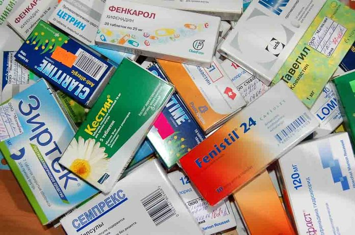 Антигистаминные препараты от псориаза