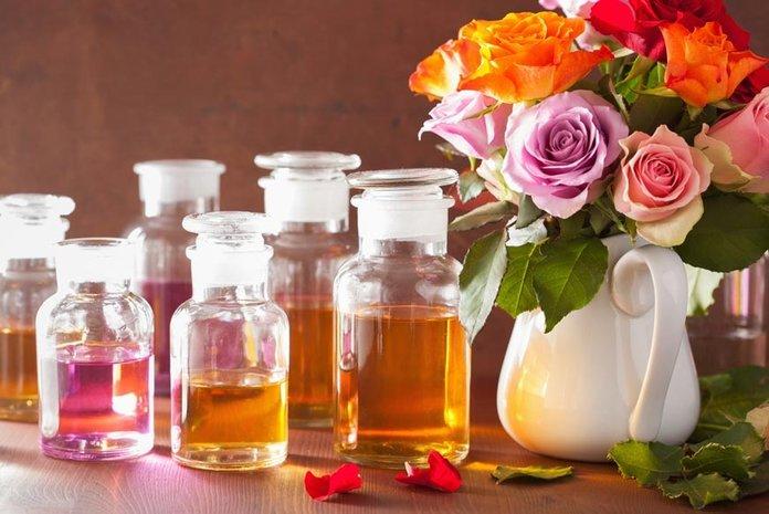 Подготовка к сеансу ароматерапии