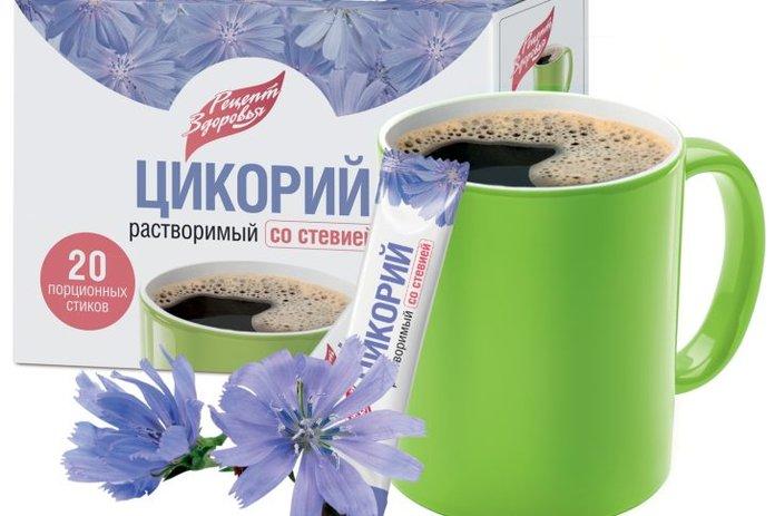 Чай из цикория для похудения