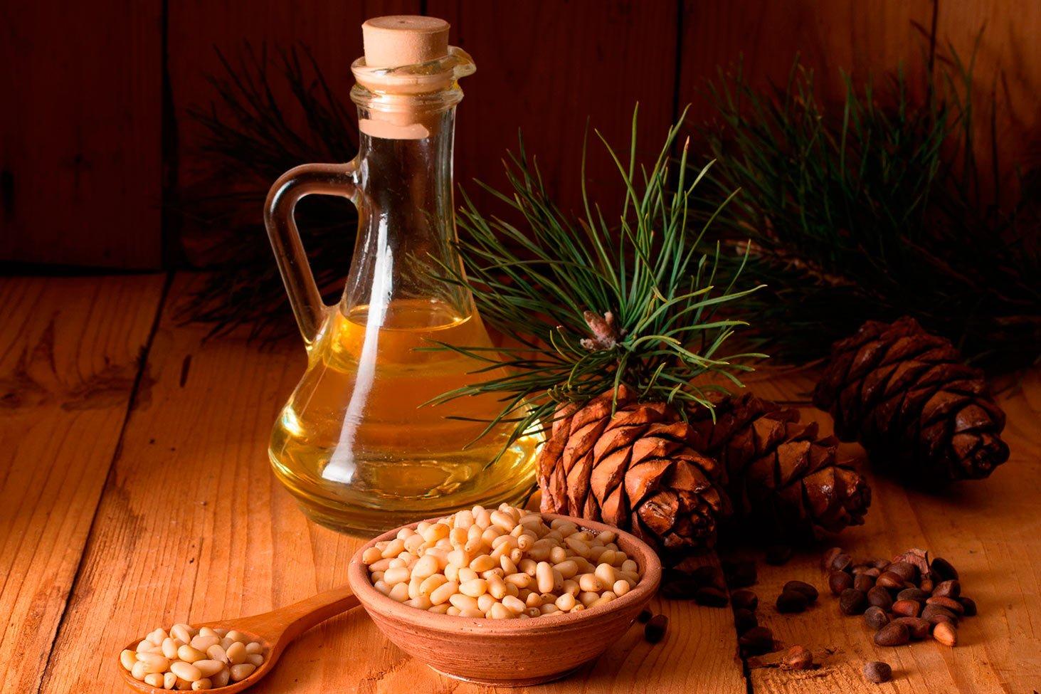 Кедровое масло - полезные свойства и противопоказания