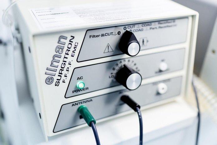 Оборудование для радиоволновой хирургии