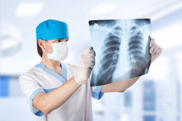 Рентген - дополнительный метод выявления паразитов