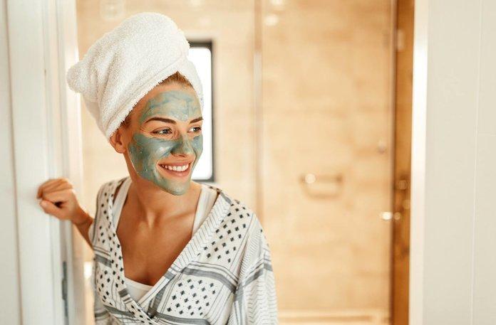 Применение масок в домашних условиях